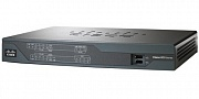Маршрутизатор CISCO892-K9 GigaE SecRouter, ISDN