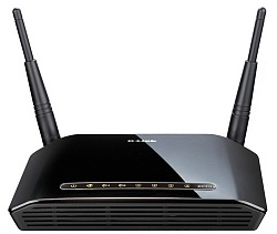 Маршрутизатор Wi-Fi D-Link DIR-815, 802.11 a/b/n/g (2.4/5Ггц,300Mbps), 4х10/100BASE-TX